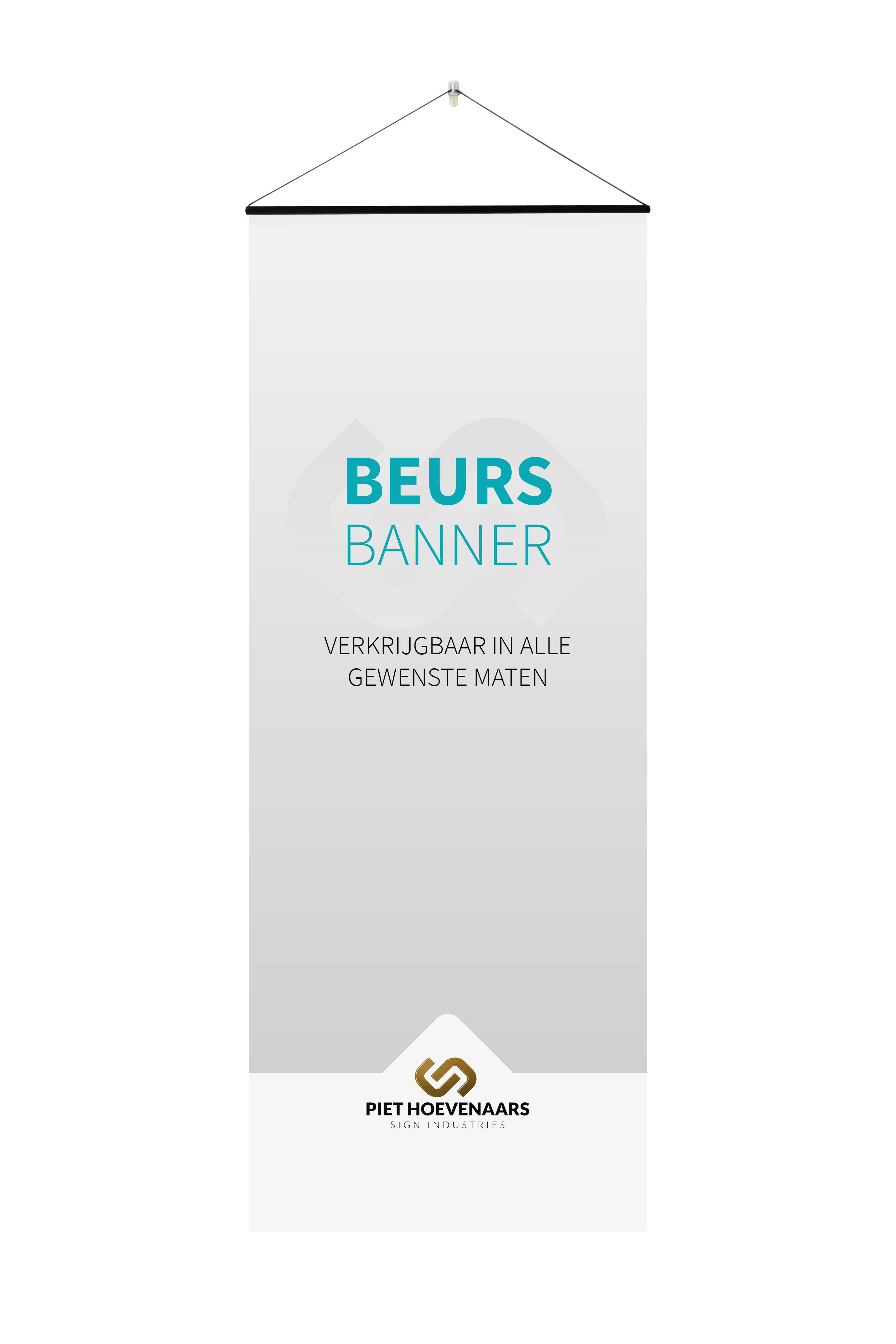 Beursbanner - Textiel - Eco Display