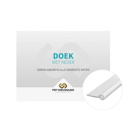 Doek met keder - PVC - Backlit - Day & Night