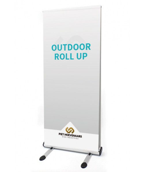 Rollup Outdoor