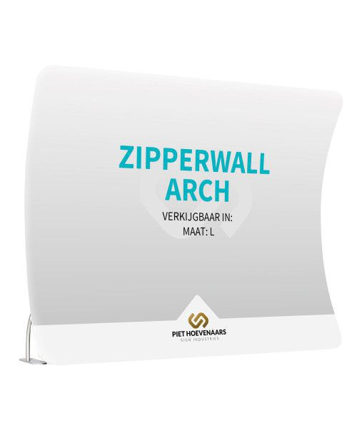 Zipperwall Arch