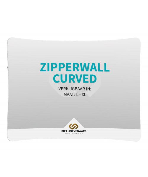 Zipperwall Curved