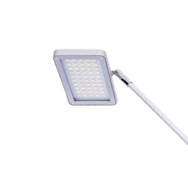 LED lamp - Textielframe - Wit