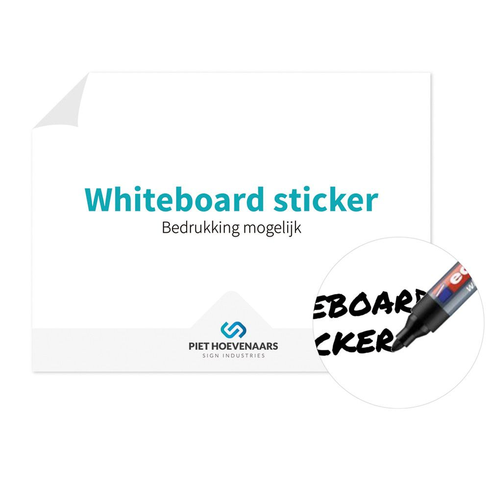 Whiteboardsticker